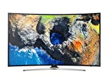 SAMSUNG 55 MU6220 TV- Smart TV - HDR - Ultra HD - Auto Depth Enhancer - Curved Design