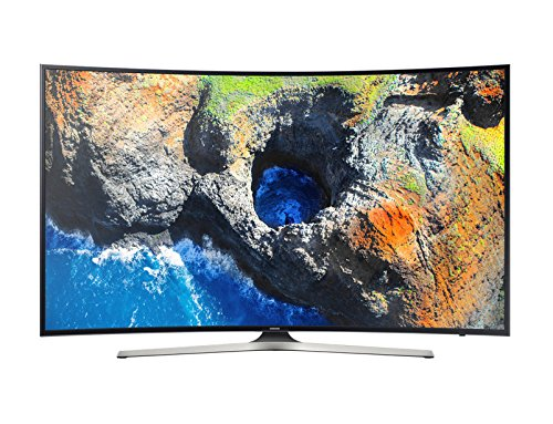 TV LED 55' SAMSUNG 4K CURVO UE55MU6272 UHD SMART TV NEGRO