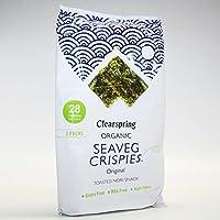 Clearspring | Seaveg Crispies Multipack-Orig | 6 x 3 x 5g
