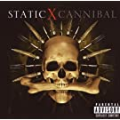 Cannibal by Static-X (2007) Audio CD
