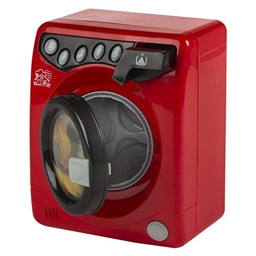 PlayGo - Lavadora eléctrica con sonido y agua en la puerta (Colorbaby 3630)