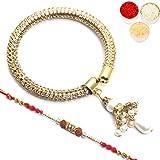 Best Gifts Gold - Ghasitaram Gifts Rakhis Online - Gold Dust Bhaiya Review