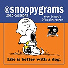 Peanuts 2020 Mini Wall Calendar