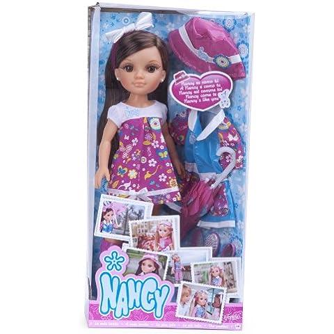 Nancy - 700007402 - Muñeca- su mejor amiga Nancy - 43 cm - Rubia (Famosa) - surtido: modelos y colores