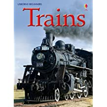 Trains: For tablet devices (Usborne Beginners)
