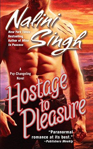 Hostage to Pleasure (Berkley Sensation)