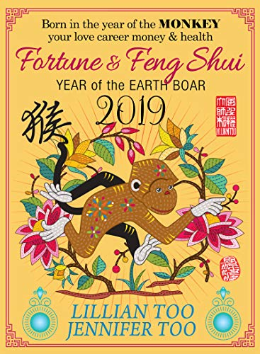 Fortune & Feng Shui 2019 MONKEY (English Edition)