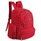 Imyth Large Capacity Diaper Backpack Travel...