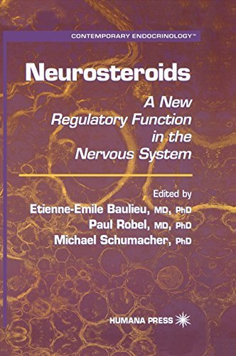 Neurosteroids: A New Regulatory Function in the Nervous System (Contemporary Endocrinology) (1999-07-23)