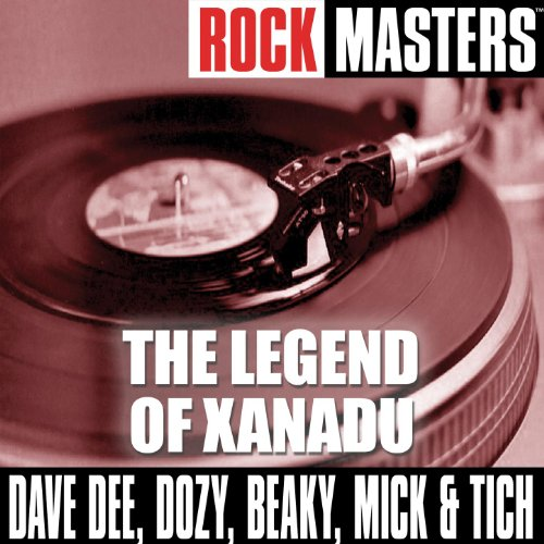 Rock Masters: The Legend Of Xanadu