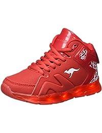 KangaROOS Unisex-Kinder K-Lev VI Hi Hohe Sneaker
