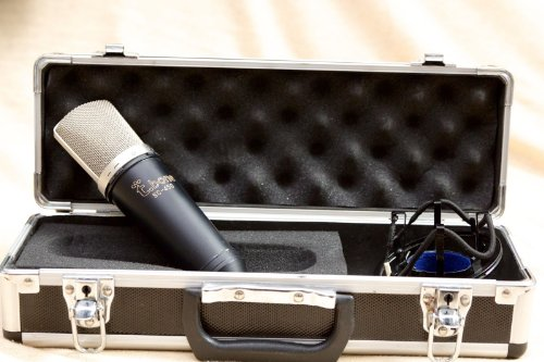 t.bone SC 450 USB - Kondensator Großmembran Mikrofon