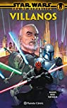 Star Wars Era de la República: Villanos par Varios autores