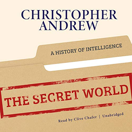 Store-chafer (The Secret World: A History of Intelligence)