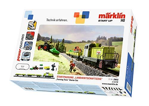 "51gy%2Be1FMUL - Märklin Start up 29652  - Startpackung ""Landwirtschaftszug"". 230 Volt. Spur H0."