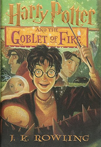 harry potter and the goblet of fire Harry Potter And The Goblet Of Fire 51gy 2Bg8Z 2B1L