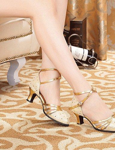 Anpassbare ShangYi ShangYi Nicht Damen Leder Gold Nicht Latin qaSxRwAtx