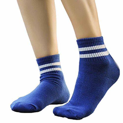 ive Harajuku Brief Baumwolle Socken Unisex No Show für Männer Frauen ()