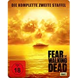 Fear the Walking Dead - Die komplette zweite Staffel - Uncut/Steelbook