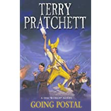 Going Postal: (Discworld Novel 33) (Discworld series)
