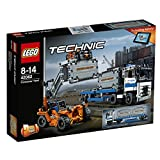 LEGO Technic 42062 – Container-Transport - 9