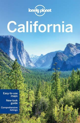 Lonely Planet California (Travel Guide) 7th edition by Lonely Planet, Benson, Sara, Bender, Andrew, Bing, Alison, B (2015) Paperback