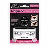 ARDELL Professional Magnetic Liner & Lash - Type 110, magnetischer Eyeliner mit 1 Paar magnetische Wimpern, einfaches Anbringen, wasserfest und wiederverwendbar
