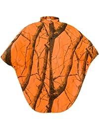 Baleno Poncho imperméable Orange Ap blaze