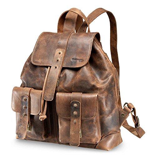 achat spécial beau lustre assez bon marché Le sac à dos en cuir pour homme, non aux idées reçues