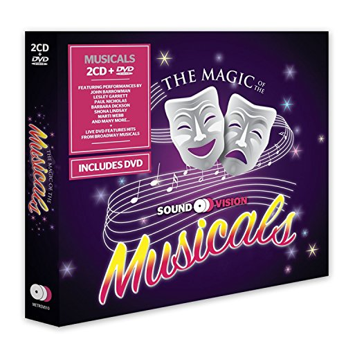 The Magic Of The Musicals [2CD +...