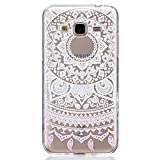 BONROY® Samsung Galaxy J3 (2016) J310 Coque Housse Etui,Fashion Belle Ultra-Mince Thin Soft Silicone Etui de Protection pour Souple Gel TPU Bumper Poussiere Resistance Anti-Scratch Case Cover Couverture Pour Samsung Galaxy J3 (2016) J310