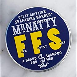 Mr. Natty Natty's Face Forest Soap Beard Shampoo by Mr. Natty
