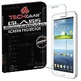 TECHGEAR Galaxy Tab 3 7.0 VERRE, Protecteur d'Écran Original en Verre Trempé...