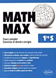 "Afficher ""Math max 1re S"""