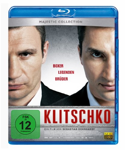 Klitschko - Majestic Collection [Blu-ray]