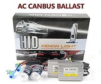 Kit Xenon Hid - H7 - Kit Xénon H7 35 watts 6000K Ballast CANBUS PRO intégré