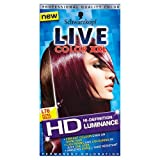 Best Hair Dyes - Schwarzkopf LIVE Color XXL Luminance L76 Ultra Violet Review