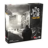 "GALAKTA GAKTWOM01, ""This War of Mine""-Brettspiel (eventuell Nicht in Deutscher Sprache)"