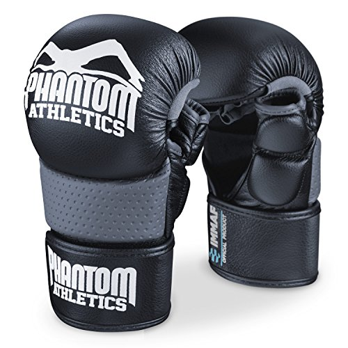'Phantom Athletics MMA Sparring Guanti Riot – MMA Grappling free Fight BJJ, S/M
