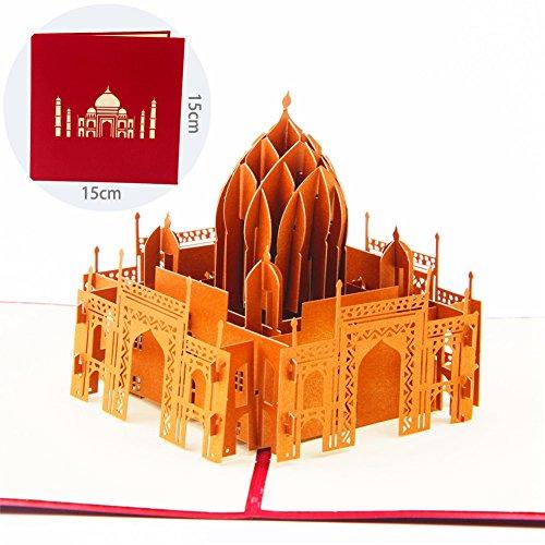 papier-spiritz-taj-mahal-3d-pop-up-grukarte-postkarte-passende-umschlag-laser-schnitt-handgefertigt-