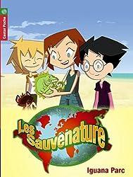 Les Sauvenature, Tome 2 : Iguana parc