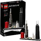 LEGO Architecture - Juego de construcción Chicago (21033)