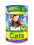 Verm-X - Herbal Crunchies for Cats x 60 Gm Tube