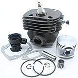 50mm Cylindre Piston kit de valve de décompression du Collecteur d'admission pour...
