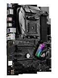 Asus ROG Strix B350-F Gaming Mainboard Sockel AM4 (ATX, AMD B350, Ryzen, 4x DDR4 Speicher, USB 3.1, M.2 Schnittstelle)