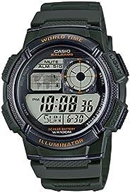 Casio Watch For Men Digital Casual Quartz