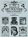 Image de Treasury of Art Nouveau Design & Ornament