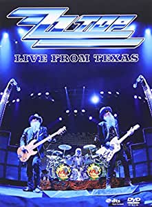 Live From Texas [DVD] [2008] [Region 1] [US Import] [NTSC]