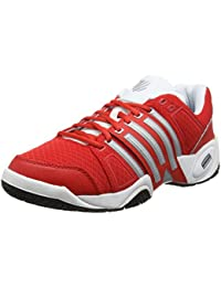 K-Swiss Accomplish II Mesh Omni Fiery Baskets pour homme Rouge