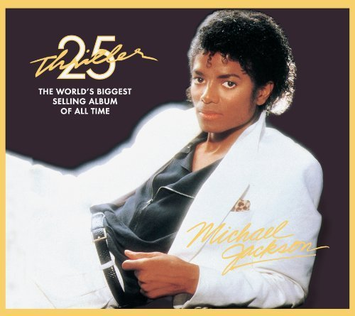 Thriller [25th Anniversary Edition CD + DVD ] (Original Cover) by Michael Jackson (2008) Audio CD